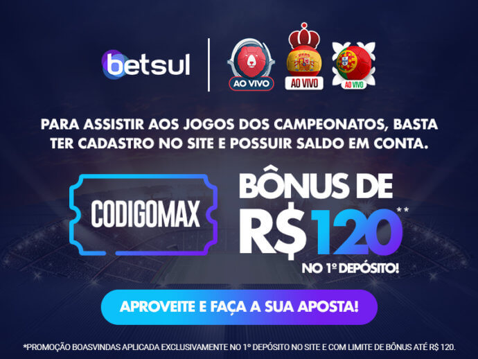 Código Promocional Betsul Bonus